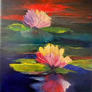Waterlilie Dreams