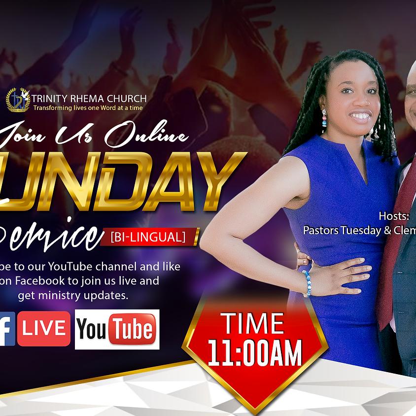 TRI Sunday Service