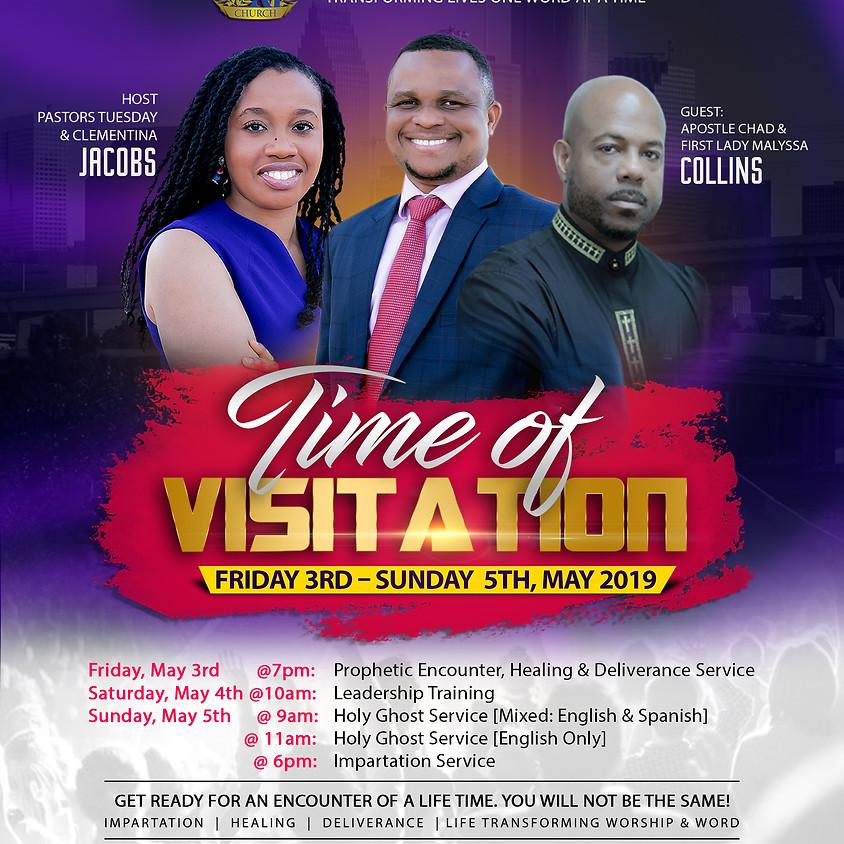 Time of Visitation