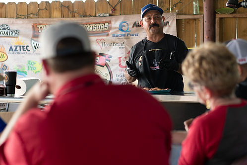 Competition Pitmaster Class | Beeville, TX