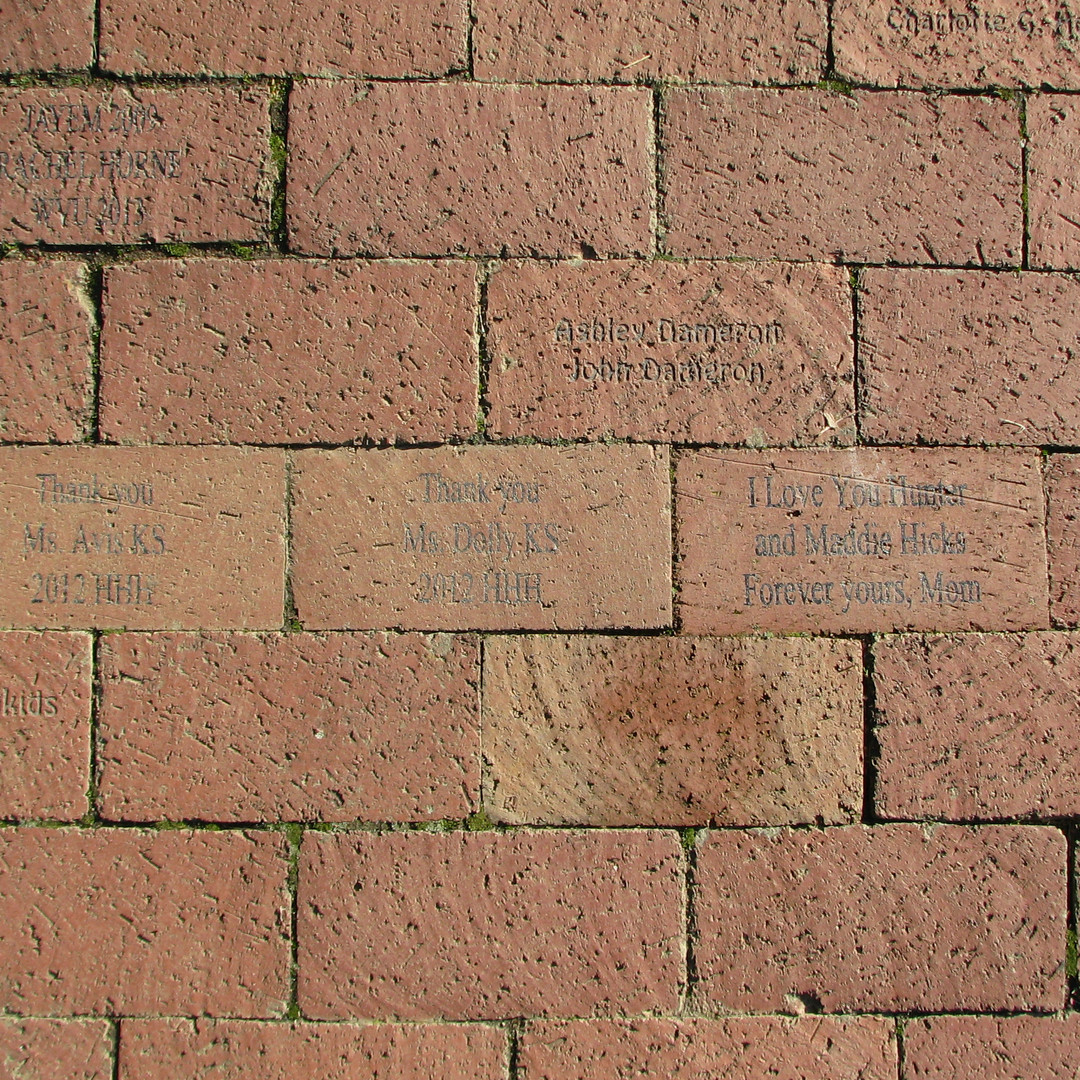 Bricks at Kenmore