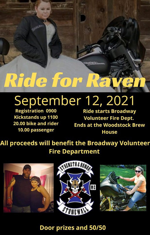 Strength and Honor Motorcycle Club Event
