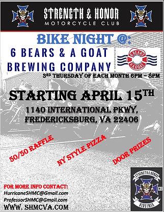 SHMC Bike Night