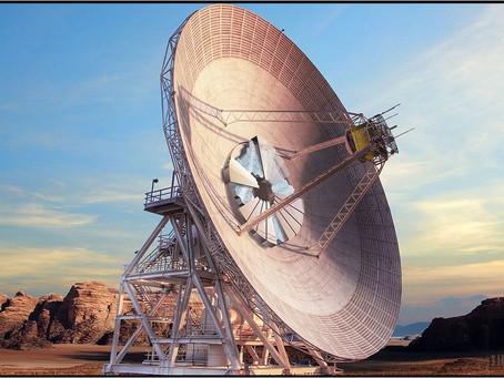 Deep Space Antenna Gets the Green Light!