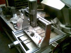 Fabricación de la CNC1