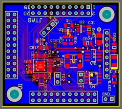 Diseño de la PCB