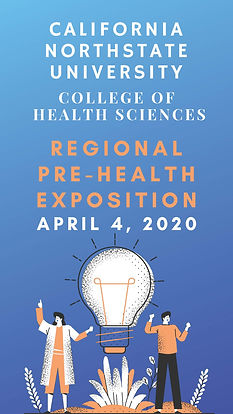 CHSMA Pre Health Expo Proposal w Itinera