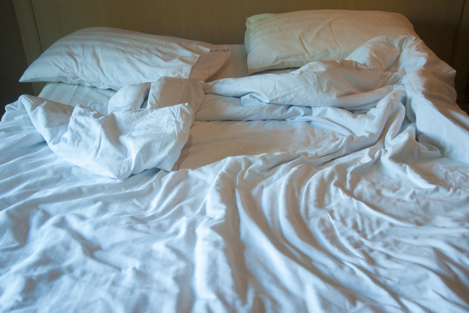 Do you sleep soundly?