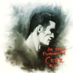 Dominick Cruz Portrait