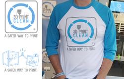 3D Print Clean Show shirt
