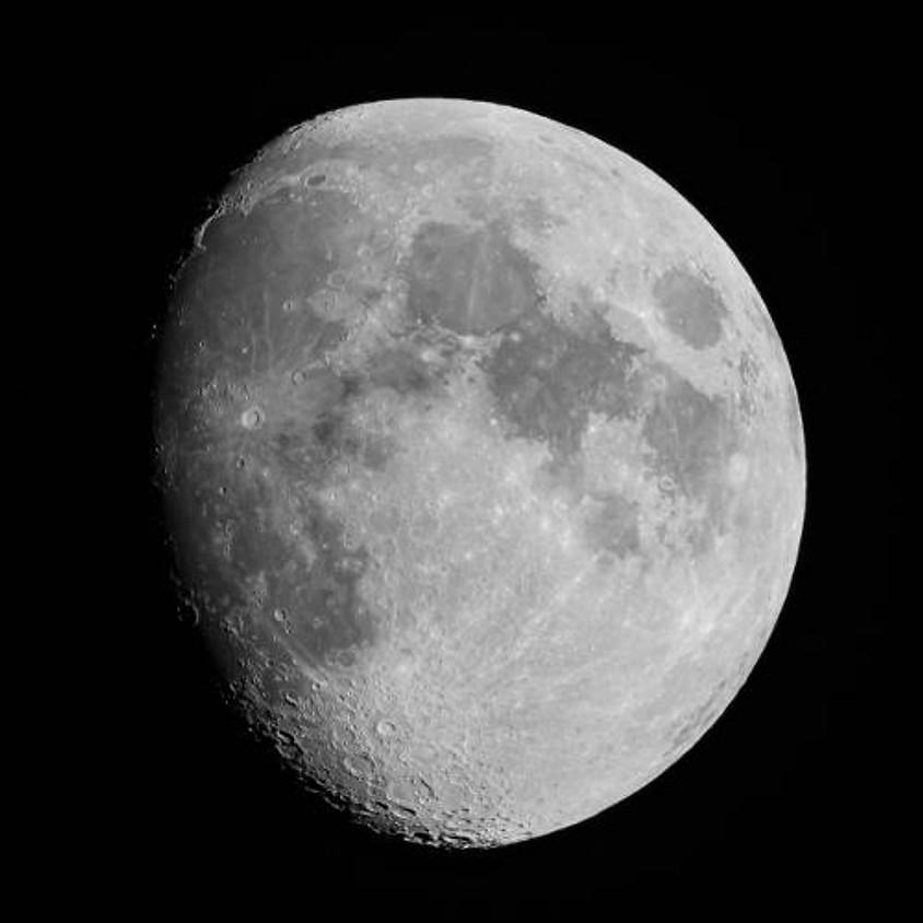 Observation sous la Lune Rose