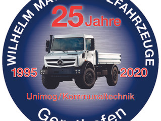 25 Jahre Niederlassung Gersthofen