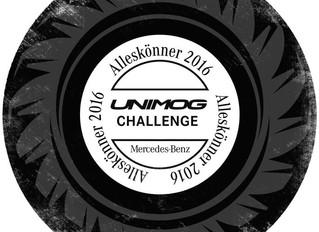 """Unimog sucht den """"Alleskönner"""" - der Unimog-Fahrer-Wettbewerb 2016"""
