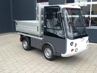 Wilhelm Mayer Nutzfahrzeuge baut Elektro-Programm mit Esagono-E-Fahrzeugen aus