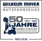 50 Jahre Gabelstapler bei Wilhelm Mayer Nutzfahrzeuge