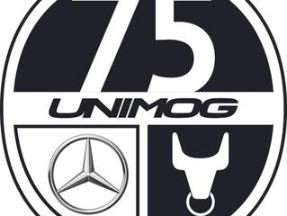 75 Jahre Unimog - Jubiläum in 2021