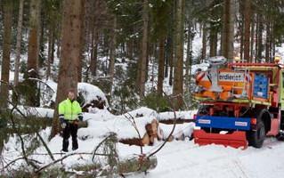 Neuer U 400 unterstützt Deutschlands größten Forstbetrieb