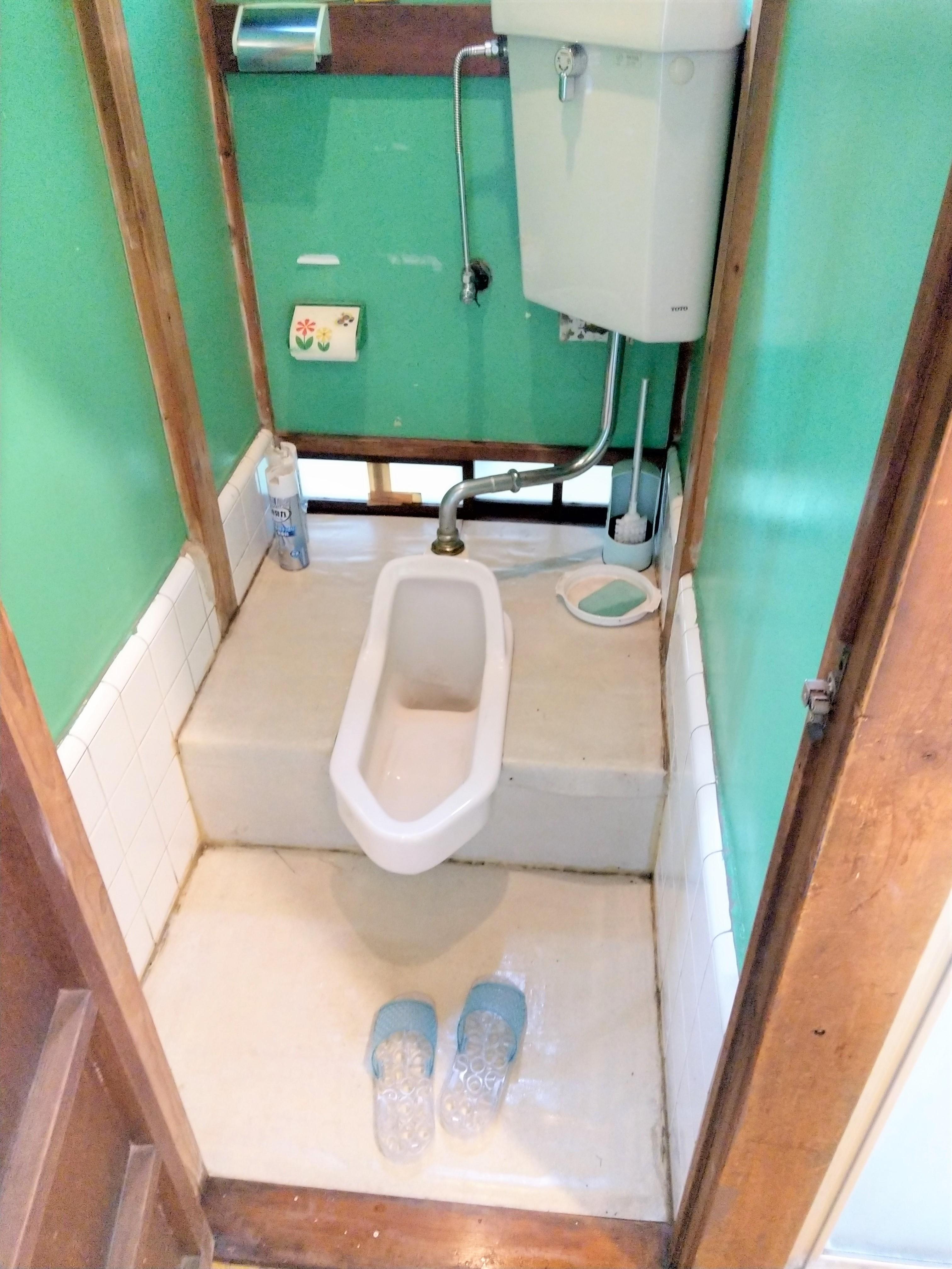 古民家一1 トイレ