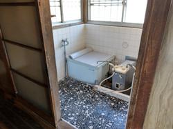 古民家2 風呂場