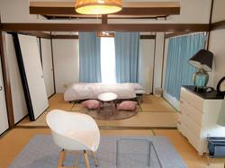 アパート205号室(女性部屋)部室