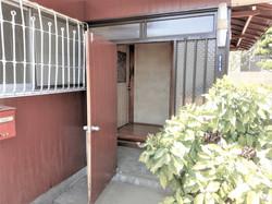古民家2 玄関