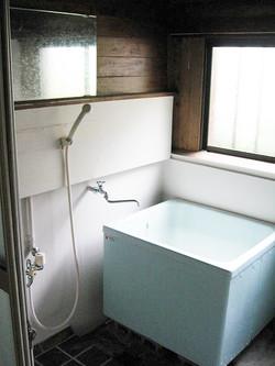古民家1 風呂場