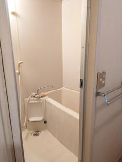 一軒家 2階風呂場