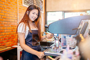 Seo specialist helps café shop gain new customers