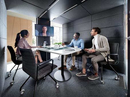 Ein sicherer Platz für Arbeit und Videokonferenzen