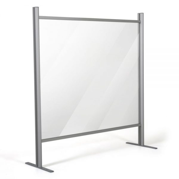 clear-hygiene-barrier-with-aluminum-bars