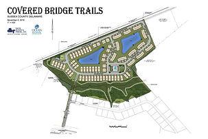 Covered Bridge Trails Site Plan
