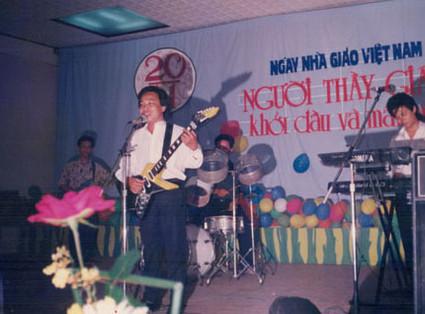 Trường Văn Hoá Nghệ Thuật TPHCM