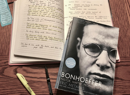 Bonhoeffer on Death