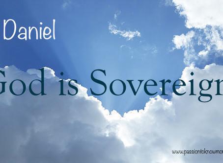 Daniel Chapter 6