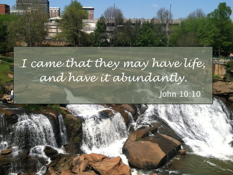 Live an Abundant Life - The New Testament Letters