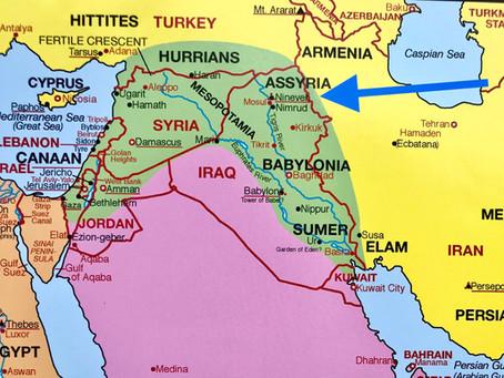 God's Wrath Destroys Nineveh