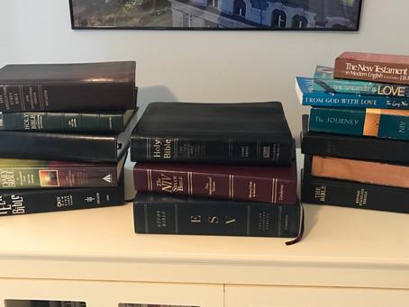Bible Versions Wars