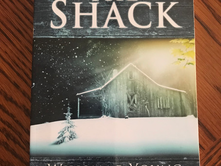 The Shack is Fiction, but Enjoy