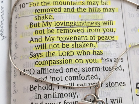 He is Full of Lovingkindness