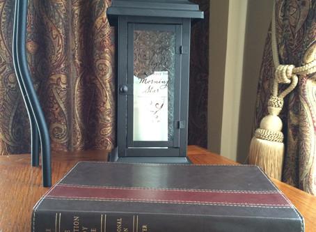 Choosing a Bible - Part 3, Features