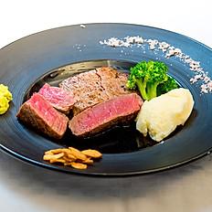 牛赤身肉のヒレステーキ