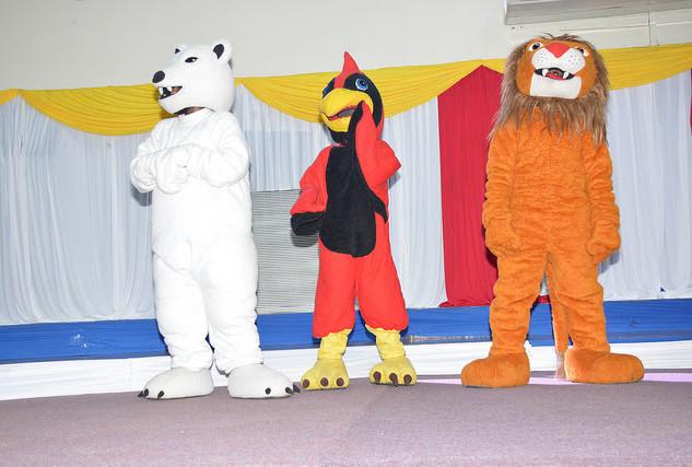 Sports Team Mascots
