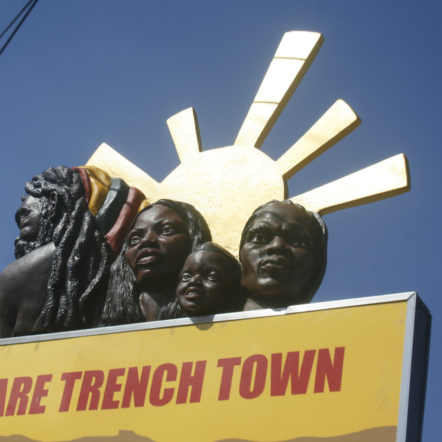 3d Storyboard Trench Town