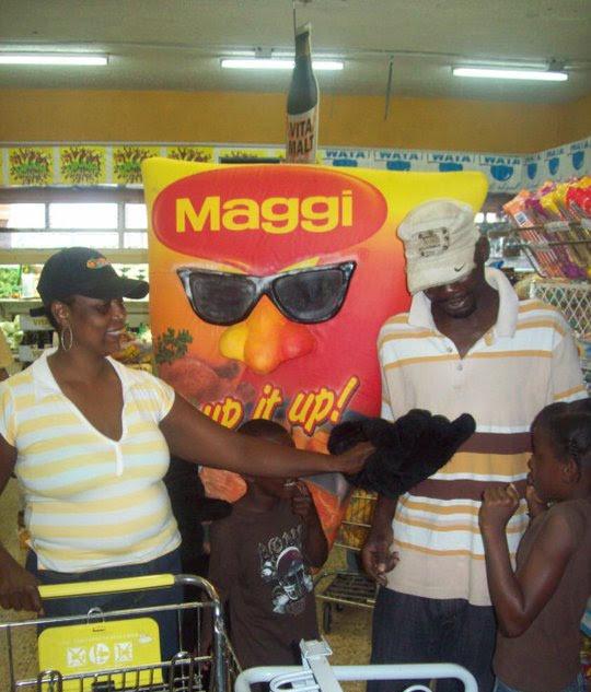 Maggie Mascot