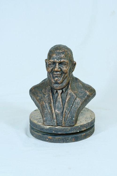 Roger Clarke Bust