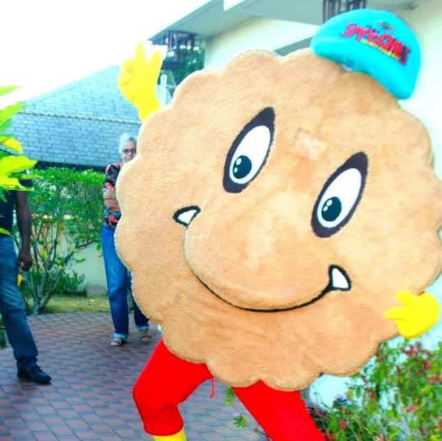 SMOOCHIES Mascot