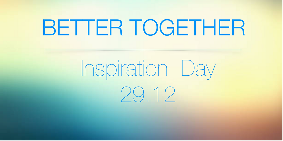 Better together - Inspiration Day (1)