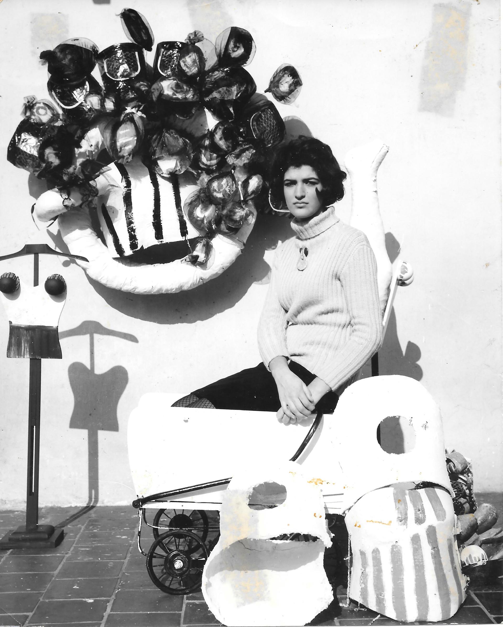 Dalila Puzzovio - La Muerte - 17,4 x 21,