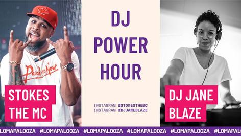 DJ Power Hour | DJ Jane Blaze