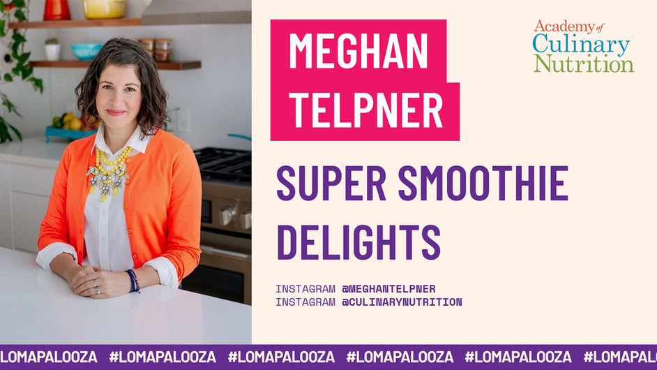 Super Smoothie Delights | Meghan Telpner